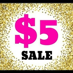 🌈🌈🌈$5 SALE DAY - PRICES ARE FIRM 🌈🌈🌈